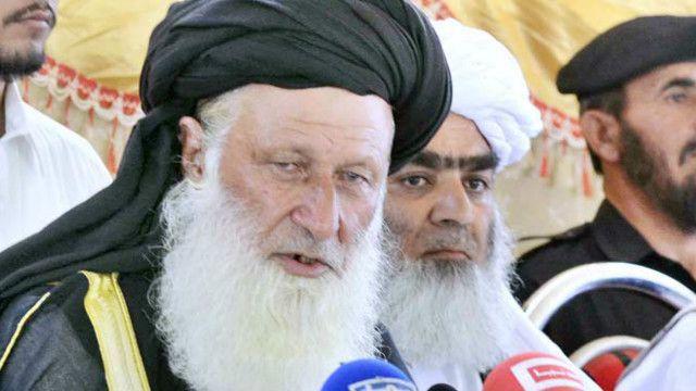 مولانا شیرانی کا کہنا تھا کہ صوتحال کو غلط انداز میں پیش کیا جا رہا ہے