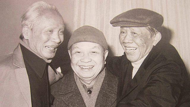 Ông Lê Duẩn (bìa phải) đã gọi Liên Xô là 'Tổ quốc thứ hai'