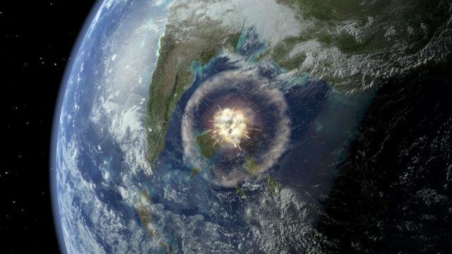 மோதலின் அதிர்வு காரணமாக எரிமலைகள் வெடிக்கும், நிலநடுக்கங்கள் ஏற்படும்