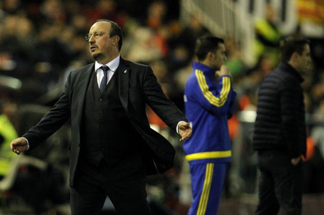 Wasansu da Valencia ne ya kara jefa Benitez cikin matsala