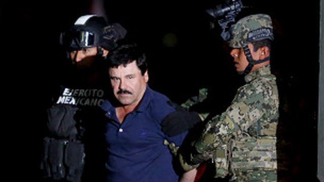 Juan Manuel Alvarez Inzunza était au service de El Chapo arrêté en janvier après une évasion spectaculaire.