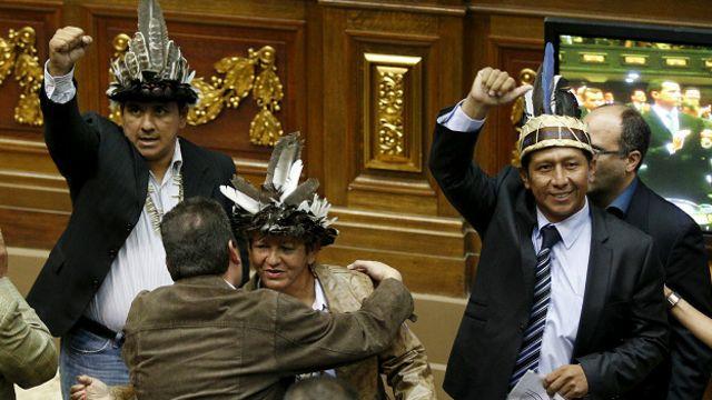 Diputados de Amazonas