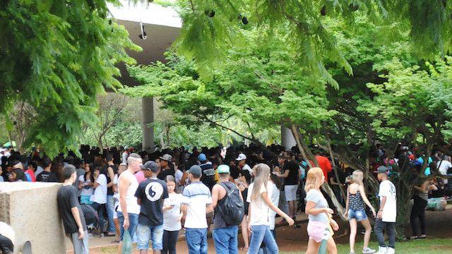 Encontros no Ibirapuera também são usados para paquera e diversão