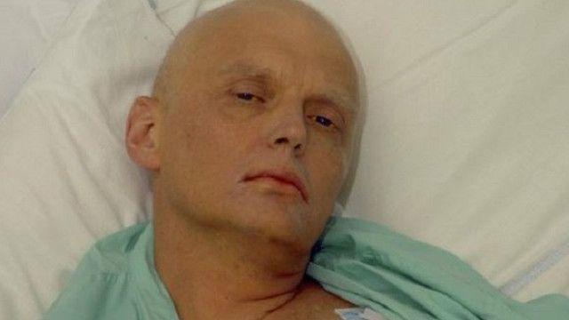 حادث اغتيال الجاسوس الروسي