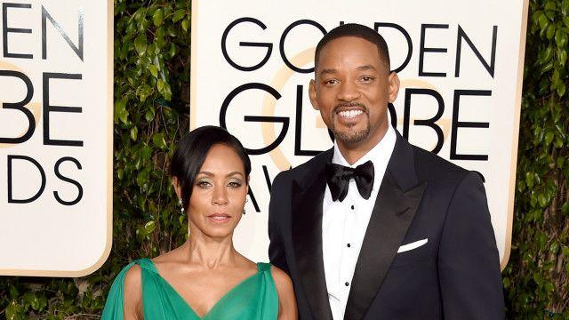 Will Smith dan istri