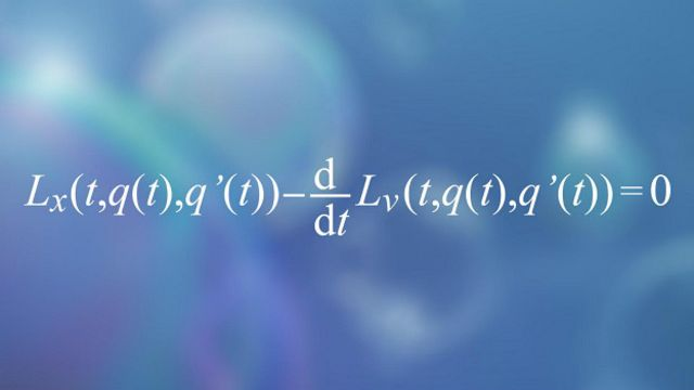 Euler Lagrange