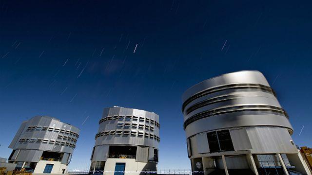 Observatorios en Chile