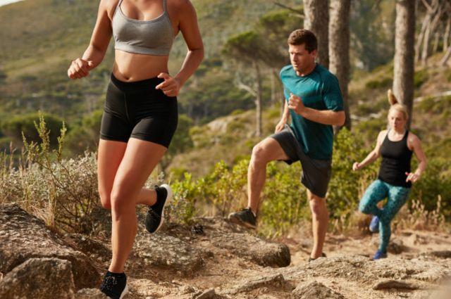 Correr es uno de los ejercicios más populares ya que se puede hacer en diferentes lugares.