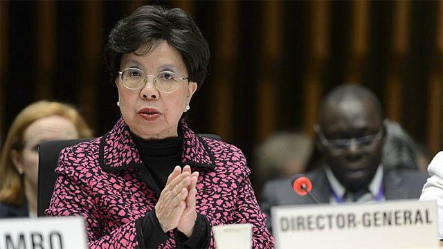 Margaret Chan, directora general de la OMS, recomienda a los países afectados por el zika vigilar los síndromes neurológicos.