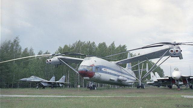 Ми-12 в Монино