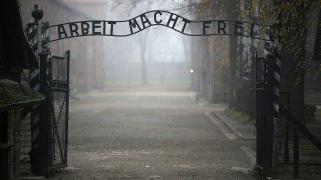 Kamp Auschwitz