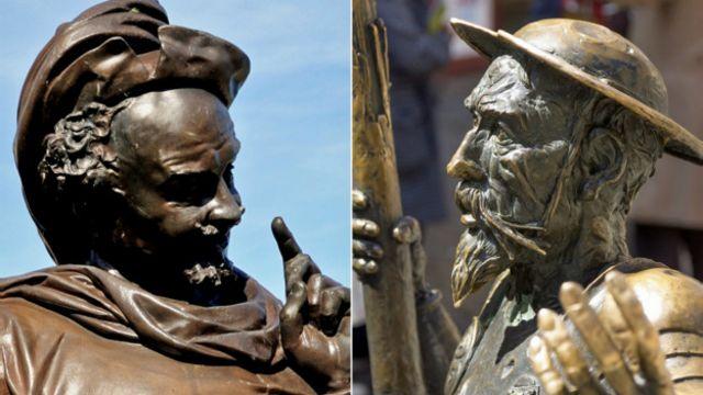 Falstaff y Quijote