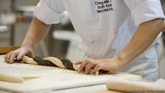 A qualidade do pão sul-coreano mostra que mudanças estão se enraizando em todas as áreas