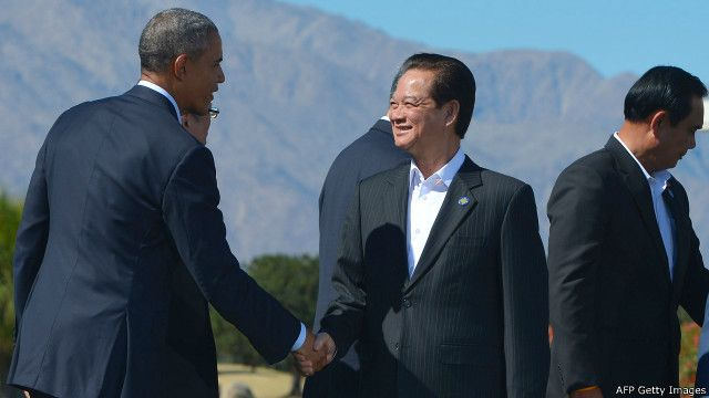 Thủ tướng Dũng đã gặp nhiều lãnh đạo hàng đầu thế giới trong đó có Tổng thống Obama.