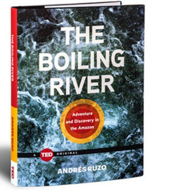 En el libro, que acaba de salir a la venta, Andrés Ruzo cuenta la fascinante aventura.