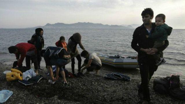 دهها هزار افغان به اروپا مهاجر شده اند