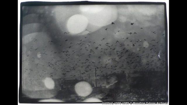 وتعرض مطبوعات من المجموعة الخاصة لماساهيسا فوكاسي في متحف مايكل هوبن في لندن في الفترة بين 23 فبراير/ شباط الماضي و23 ابريل/ نيسان المقبل.