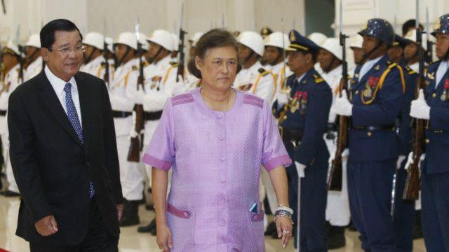 Putri Maha Chakri Sirindhorn