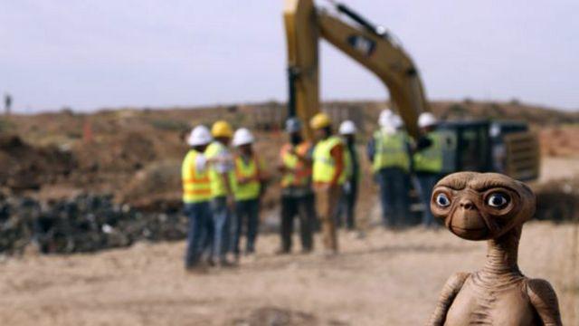 Escavación de copias de ET