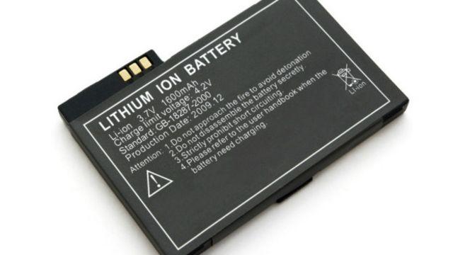 La Agencia Federal de Aviación de EE.UU. cree que estas baterías están vinculados a varios incendios aéreos.