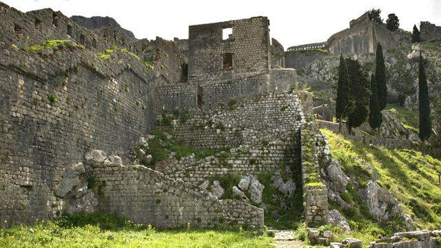 Которська фортеця