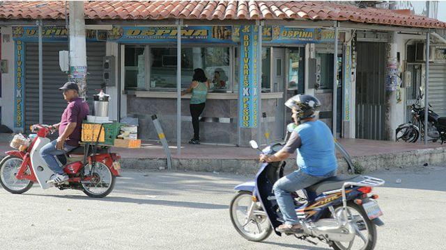 Casas de cambio en Cúcuta