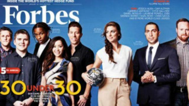 Forbes Asia မဂ္ဂဇင်းမှာ မြန်မာလူငယ်တွေ ပထမဆုံးအကြိမ် ဖော်ပြခံရ