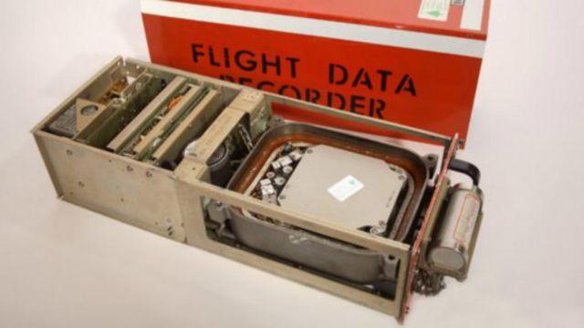 飞行记录仪可以融入更多现代技术,以便实时传输信息(图片来源:Science Photo Library)
