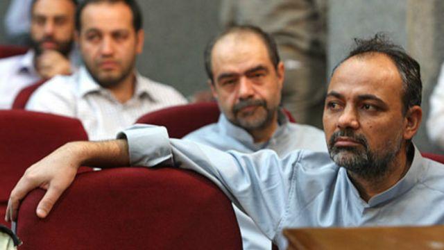احمد زیدآبادی در دادگاه پس از انتخابات