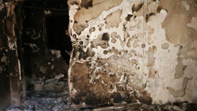 Operasyonlar sırasında birçok kişinin öldüğü bodrumlardan birincisi.