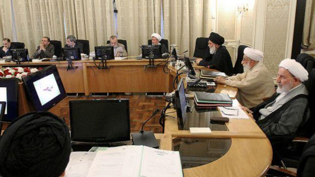 بر اساس قانون اساسی ایران مصوبات مجلس برای قانونی شدن باید به تصویب شورای نگهبان برسد
