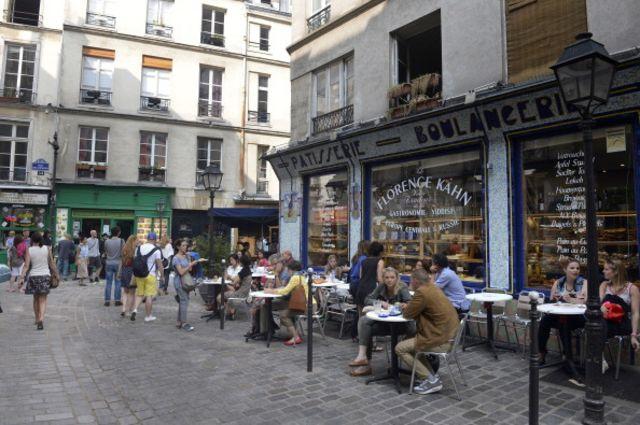 遍布小巷和古宅的玛莱区如今已经成为重要的旅游景点(图片来源:getty)