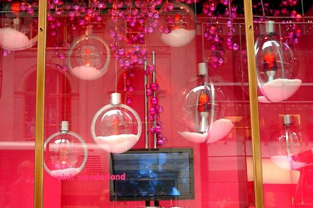 Маркетологи и ритейлеры привычно ассоциируют розовое с женским