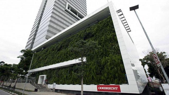 La sede principal de Odebrecht en Brasil