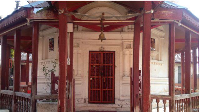 زیادہ تر مندروں کی از سر نو تعمیر کی گئی ہے