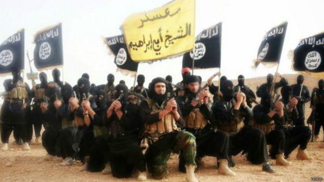 Abarwanyi ba IS bagenzura ibice byinshi by'amajyaruguru ya Iraki na Siriya