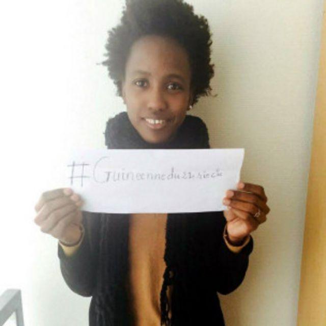 """""""Il est temps que les femmes africaines, en particulier les Guinéennes, fassent valoir leurs droits"""", Fatoumata Balia Bah"""