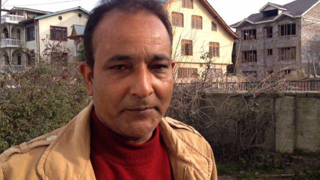 کشمیر کے ایک صحافی سے زبیر احمد نے بات چیت کی