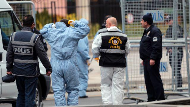 13 Mart'taki Ankara saldırısı ardından yapılan aramalar.
