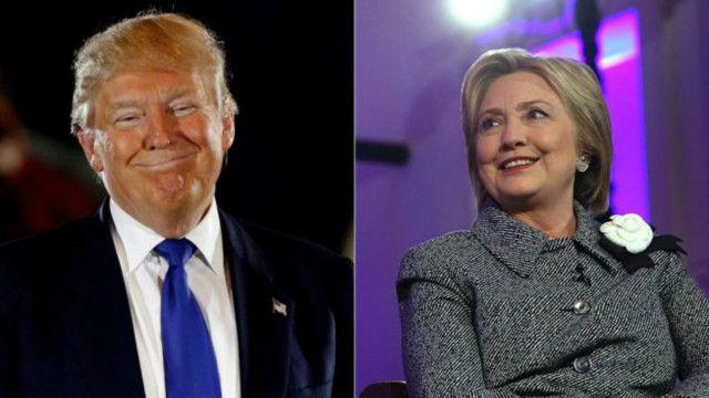 Clinton meraih kesuksesan dari kelompok pemilih keturunan Latin, sementara Trump mendapat sambutan karena sentimen anti-imigrasinya.