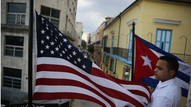 Еще полтора года назад визит президента США на Кубу казался нереальным