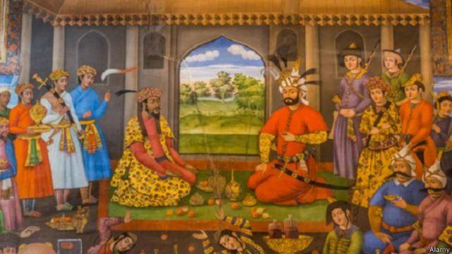 Lukisan Shah