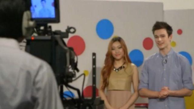 Australiano conheceu conterrânea em programa de encontros promovido por TV chinesa