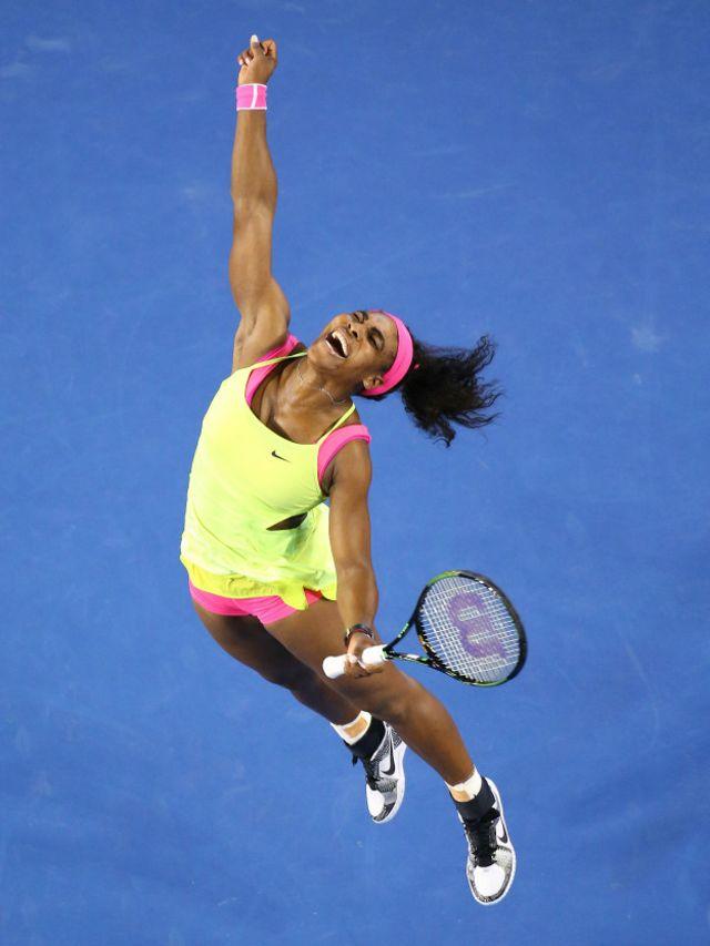 Serena Williams ha sido la mejor tenista de los últimos 15 años.