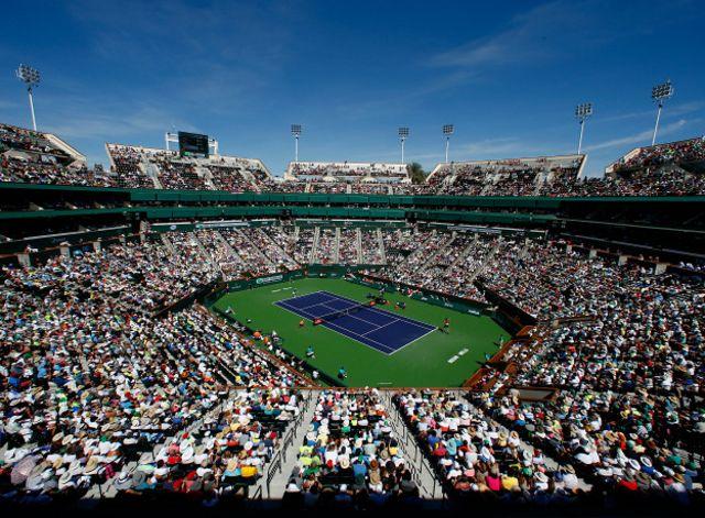 La popularidad del tenis fluctúa entre las mujeres y los hombres.
