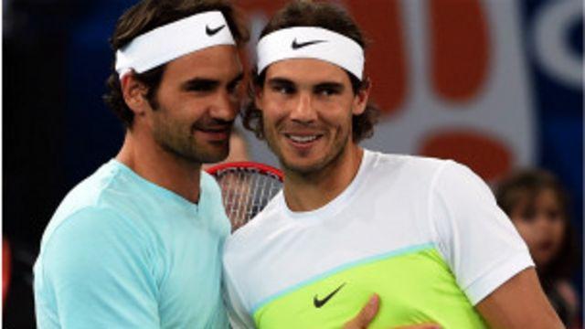 La rivalidad y amistad entre Roger Federer y Rafael Nadal ha benficiado a todos los tenistas, incluido Djokovic.