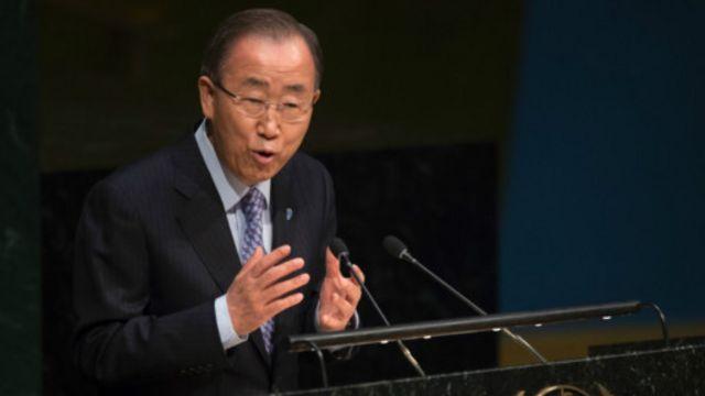 بان کی مون نسبت به حفظ ارزشهای اروپایی در عین مقابله با خشونت ابراز اطمینان کرده است