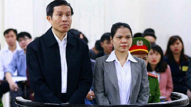 Luật sư Hà Huy Sơn vẫn bảo lưu quan điểm ông Vinh và bà Thúy 'vô tội'