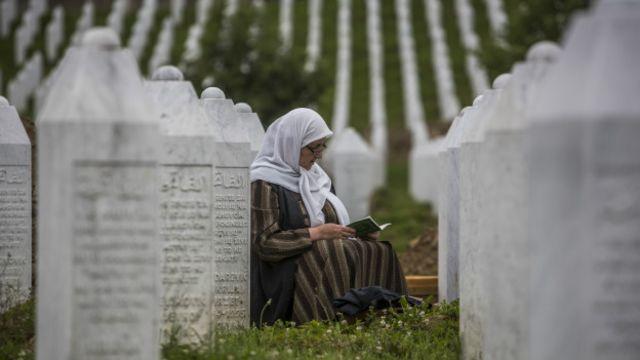 Cementerio de Potocari