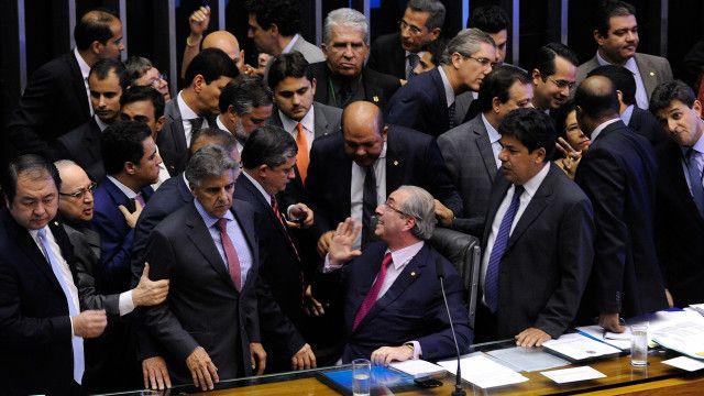 Tramitação do impeachment está em curso na Câmara